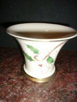 Lenox Holiday Nouveau Candle Holder/Vase