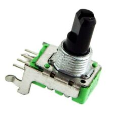 Marshall amp potentiometer 11mm 200k log/audio PC mount