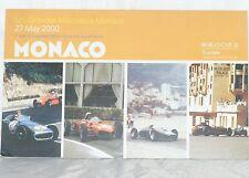 Brooks, Les Grandes a Monaco: Sale of Cars [ PRE-Catalogue entries]  27 MAY 2000