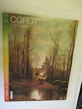 """A L'école des Grands Peintres / Pierre Debray-Ritzen """"Corot"""" /Vergeures 1982"""
