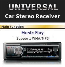 Car Bluetooth AM FM MP3 Stereo Radio Receiver Aux with USB + Remote Control