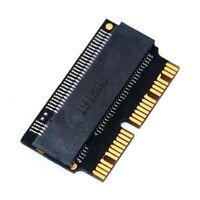 Adattatore Convertitore SSD M.2 NGFF AHCI NVMe 12 + 16 Pin per MacBook Adat W8N6