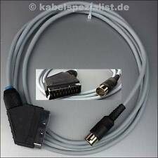 Atari 260/520/1040ST/MegaST Kabel an RGB SCART 2,0 Meter