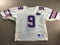 Vintage Florida Gators Football Jersey Game Worn Jersey Used #9 Russell Jackson