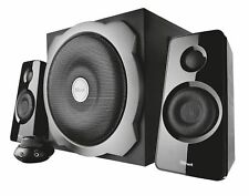 Trust Tytan 2.1 PC Speaker System with Subwoofer for Computer and Laptop, 120...