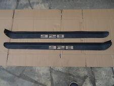 Baguettes de seuil de porte pour Porsche 928 d'origine