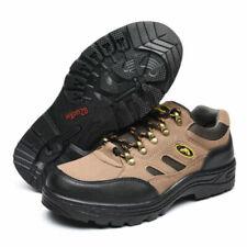 Stivali, anfibi e scarponcini da uomo senza marca marrone