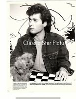 F83 Nicholas Celozzi Slaughterhouse Rock 1987 close up 8 x 10 vintage photo