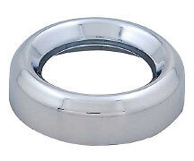 Small Chrome dash gauge Surround, NO visor to suit Kenworth. May suit HQ,HJ,GTS