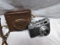 YAMATO MAGNON 35 Camera Luminor 45mm 1:2.8 Lens w/ Case