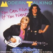 Modern Talking you can win if you want (compilation, 16 Tracks)