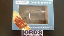 AUDIO TECHNICA at-lh15 15gm technihard ™ REGOLABILE HEADSHELL + at6101 QUAD FILO