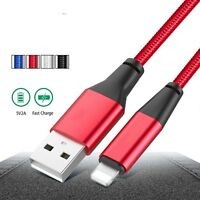 0.5-2m Durable Braided Micro USB Fast Charger Data Sync Cable For Android Phones