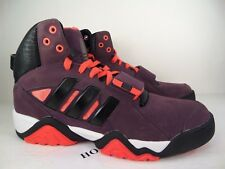 Rare Adidas Streetball 1.5 Basketball Shoes sz 14 Maroon Crimson C75389 NEW  ANB