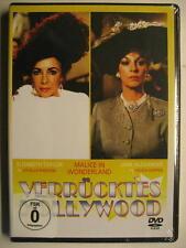 VERRÜCKTES HOLLYWOOD - DVD - OVP - ELISABETH TAYLOR JANE ALEXANDER