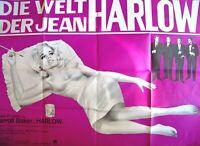 CARROLL BAKER + DIE WELT DER JEAN HARLOW + PETER LAWFORD + ANGELA LANSBURY + A0