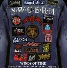 Winds Of Time ~ The New Wave Of British Heavy Metal [CD]