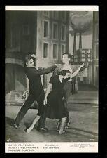 BALLET Dance Paltenghi Helpmann Clayden Gorbals photo postcard sized card