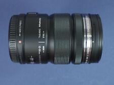 Olympus M.Zuiko Digital 12-50mm 1:3.5-6.3 EZ ED Lens For M/4/3 Camera C/W Caps