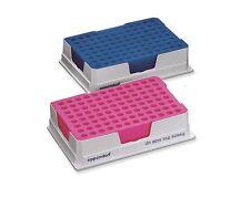 Eppendorf 022510509 1 Ea Pink & Blue PCR Cooler Iceless Cold Pk Starter Set