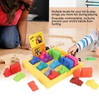 Gravity Logic Maze Marble Run Logikspiel Toy Reasoning Skill Toy ab 3 Jahren