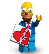 LEGO Simpsons Series 2 Minifigures 71009 Sunday Best HOMER Date Night SEALED