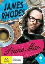 James Rhodes - The Piano Man (DVD, 2012) New  Region Free