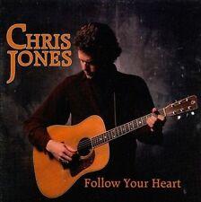 New: Jones, Chris: Follow Your Heart  Audio CD