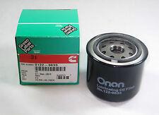 Onan Genuine  Oil Filter 122-0833 HDKAH HDKAJ HDKAK  Replaces 185-5409 OEM Parts