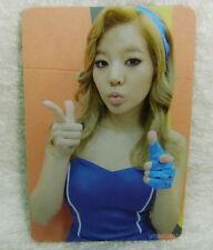 Girls' Generation Hoot Taiwan Promo Photo Card (Sunny Ver.) SNSD