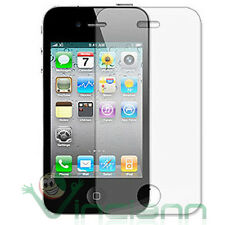 Protective film transparent display for Apple iPhone 4S triple layer
