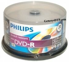 40-Pak =PHILIPS= Mini DVD-R with Logo-top fits HITACHI/PANASONIC/SONY