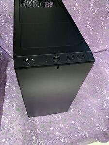 DEFINE R5 Computer Case,FRACTAL DESIGN,damaged