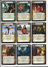 Legend of the Five Rings CCG Forgotten Legacy Complete Set (2011) Most NM