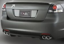 VE Commodore Calais S1 BOOT LIP SPOILER NEW GENUINE GM UNPAINTED SS SV6 Omega GM