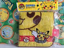 Pokemon Center Pikachu Friends Hand Towel Bath Handkercheif Stuffed plush Doll
