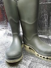 🌟WELLINGTON BOOTS GREEN WELLIES! Size 2 EU35 CHILD ADULT YOUTH