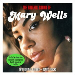 MARY WELLS - THE SOULFUL SOUND OF 2CD
