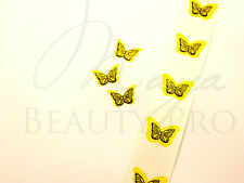 100 Tanning Tattoo Sticker SMALL BUTTERFLY Spraytan Tan Lotion Scrapbooking US