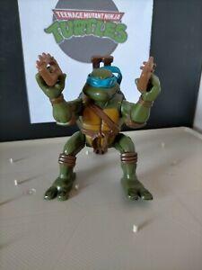 Vintage TMNT Teenage Mutant Ninja Turtles Figure Ninja Action Leonardo 2003