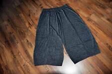 MYO - Lagenlook refinada ° pantalones bombacho Jersey de punto°antra° bolsa46,48