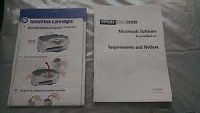 Epson Stylus CX3200 Printer catalogue Manual