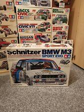 Tamiya BMW M3 Schnitzer von 1992 NIB ( Rarität Vintage )