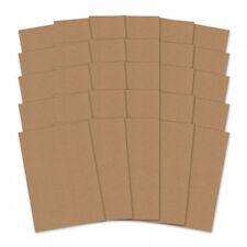 HUNKYDORY SUPERIOR STAMPING CARD - KRAFT (30 A4 sheets)