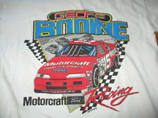 Vintage Miller Label 1992 GEOFF BODINE No 15 Motorcraft FORD Racing (XL) T-Shirt