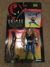 Batman The Animated Series Bane Action Figure, Kenner, Carded, 1994