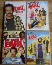 My Name is Earl Complete Series Seasons 1 2 3 4 DVD Region 1 USED EUC