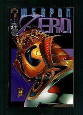 Weapon zero US Image Comic vol.2 # 4/'96