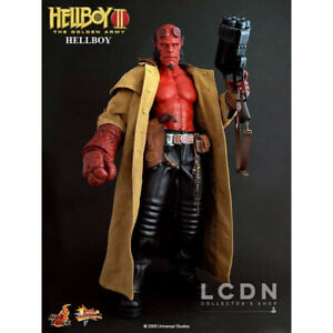 New MMS83 Hellboy Action Figure 1/6 Hot Toys Movie Toy