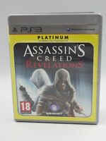 Jeu PS3 Assassin's Creed: Revelations playstaion 3 complet